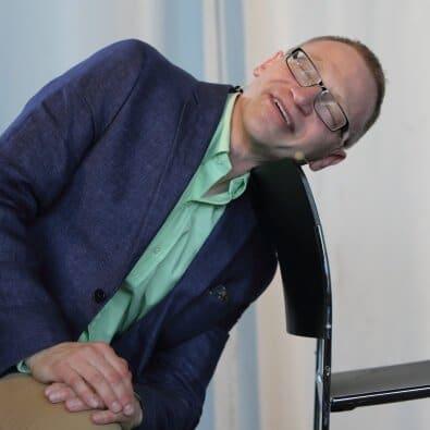 Föreläsare - Tomas Eriksson