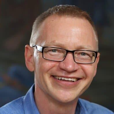 Tomas Eriksson arbetsglädje
