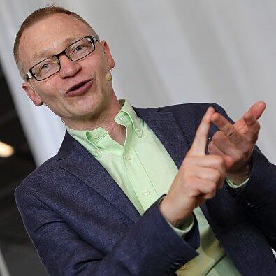 Tomas Eriksson föreläser
