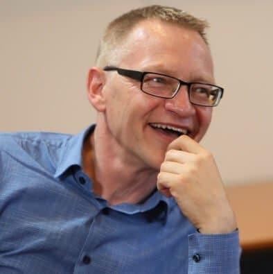 Tomas Eriksson föreläsare arbetsglädje