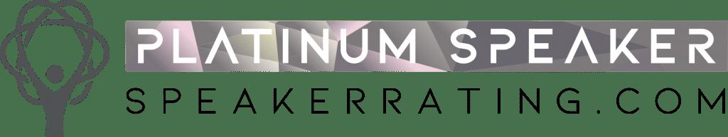 Patinum-Speaker-emblemet utgivet av SpeakerRating